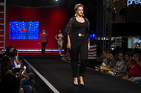 S&Atilde;O PAULO-SP-03.03.2015 - INVERNO 2015/MEGA FASHION WEEK -Grife Naif/<br /> O Shopping Mega Polo Moda inicia a 18&deg; edi&ccedil;&atilde;o do Mega Fashion Week, (02,03 e 04 de Mar&ccedil;o) com as principais tend&ecirc;ncias do outono/inverno 2015.Com 1400 looks das 300 marcas presentes no shopping de atacado.Br&aacute;z-Regi&atilde;o central da cidade de S&atilde;o Paulo na manh&atilde; dessa segunda-feira,02.(Foto:Kevin David/Brazil Photo Press)
