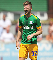 Preston North End's Paul Gallagher<br /> <br /> Photographer Mick Walker/CameraSport<br /> <br /> Pre-Season Friendly -Bamber Bridge v Preston North End  - Saturday 7th July  2018 - Irongate Stadium,Bamber Bridge<br /> <br /> World Copyright &copy; 2018 CameraSport. All rights reserved. 43 Linden Ave. Countesthorpe. Leicester. England. LE8 5PG - Tel: +44 (0) 116 277 4147 - admin@camerasport.com - www.camerasport.com