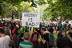 08-13-2017 Solidarity Against Hate rally protest