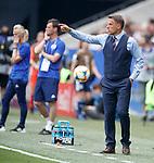 09.06.2019 England v Scotland Women: Phil Neville