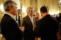 Roma, 21 Settembre, 2011. Il produttore cinemtografico Domenico Procacci