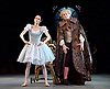Coppelia <br /> Birmingham Royal Ballet <br /> at The Birmingham Hippodrome, Great Britain <br /> rehearsal<br /> 13th June 2017 <br /> <br /> <br /> <br /> <br /> Swanilda: Samara Downs <br /> <br /> Jonathan Payn as Dr Coppelius <br /> <br /> <br /> <br /> <br /> <br /> <br /> Music by L&eacute;o Delibes<br /> <br /> <br /> Choreography by Marius Petipa<br /> <br /> Enrico Cecchetti<br /> <br /> Production &amp; designs by Peter Wright<br /> <br /> <br /> Photograph by Elliott Franks <br /> Image licensed to Elliott Franks Photography Services
