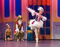 2014 (CJDT) Aladdin - Spotlight Images