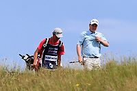 Robert MacIntyre (SCO) on the 5th tee during Round 1 of the Aberdeen Standard Investments Scottish Open 2019 at The Renaissance Club, North Berwick, Scotland on Thursday 11th July 2019.<br /> Picture:  Thos Caffrey / Golffile<br /> <br /> All photos usage must carry mandatory copyright credit (© Golffile | Thos Caffrey)