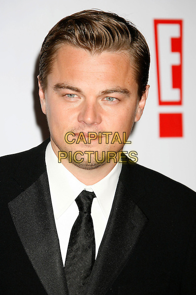 LEONARDO DICAPRIO.12th Annual Critics' Choice Awards held at the Santa Monica Civic Center, Santa Monica, California, LA, USA, 12 January 2007..portrait headshot leo di caprio.CAP/ADM/RE.©Russ Elliot/AdMedia/Capital Pictures.