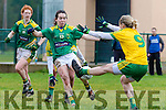 Sarah Houlihan, Kerry in action against Donegal on Sunday