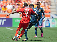 Houston Dynamo vs LA Galaxy at BBVA Compass Stadium