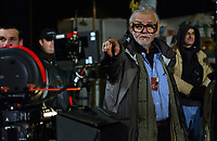George A. Romero (Director)<br /> on the set of Land of the Dead (2005) <br /> *Filmstill - Editorial Use Only*<br /> CAP/NFS<br /> Supplied by Capital Pictures /MediaPunch ***NORTH AND SOUTH AMERICAS ONLY***