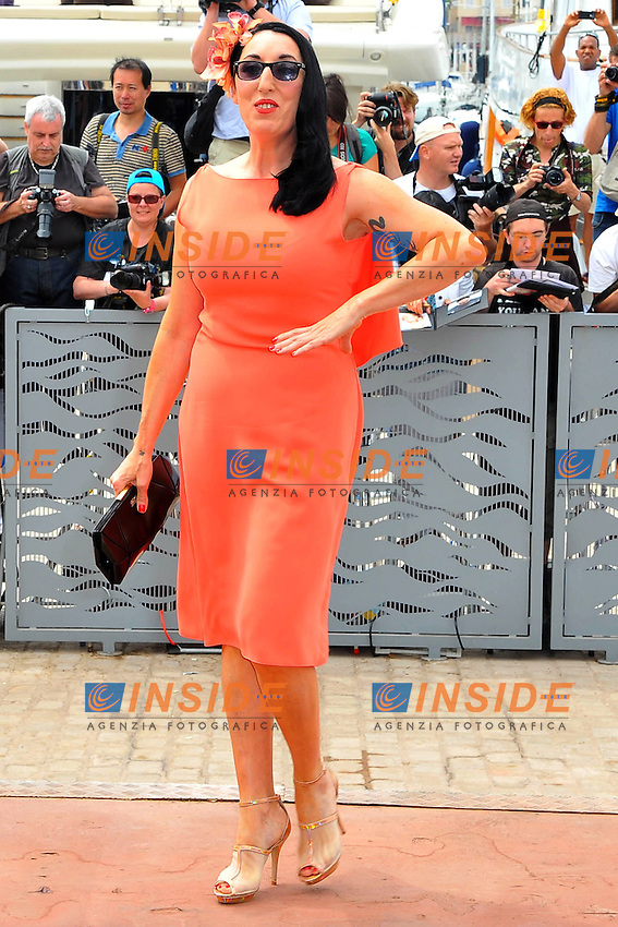 Rossy De Palma   attends the Jury photocall during the 68th annual Cannes Film Festival on May 13, 2015 in Cannes, France. <br /> Festival del Cinema di Cannes 2015<br /> Foto Panoramic / Insidefoto