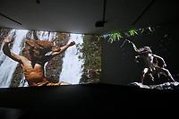 Kassel, Germany. Opening days of documenta14.<br /> Ottoneum.