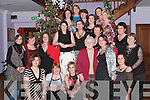 BIRTHDAY: Rose Treacy (front 3rd from left), Ashfield, Listowel, celebrated her 40th Birthday with her family and friends at Kilcooley's Bar and Restaurant, Ballybunion, on Saturday night..