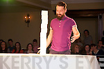 "The Cube: Attending ""The Cube ""  game show organized by Listowel Ladies GAA at the Listowel Arms Hotel on Saturday night last was contestant Tony Dugga."