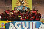 Independiente Medellín igualó 2-2 (2-3) a Junior. Cuartos de final Liga Águila I-2018.