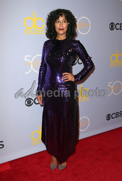 "04 October 2017 - Los Angeles, California - Tracee Ellis Ross. CBS ""The Carol Burnett Show 50th Anniversary Special"". Photo Credit: F. Sadou/AdMedia"