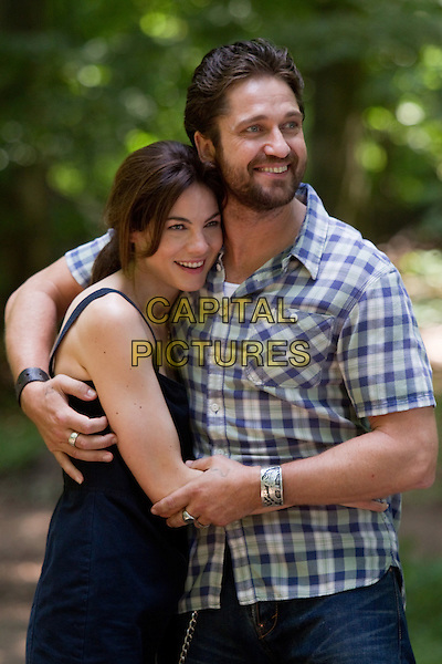 Michelle Monaghan & Gerard Butler .in Machine Gun Preacher.*Filmstill - Editorial Use Only*.CAP/FB.Supplied by Capital Pictures.