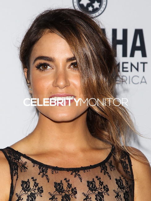 BEVERLY HILLS, CA, USA - AUGUST 22: Nikki Reed at the 3rd Annual 'Beyond Hunger: A Place At The Table' Gala held at the Montage Hotel Beverly Hills on August 22, 2014 in Beverly Hills, California, United States. (Photo by Celebrity Monitor)