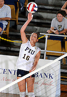 FIU Volleyball v. Troy (10/16/09)