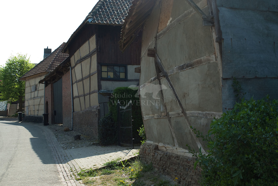 Boerderij met schuren, Mheer - Limburg