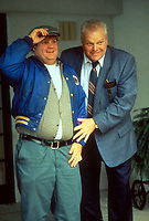 Tommy Boy (1995) <br /> Chris Farley &amp; Brian Dennehy<br /> *Filmstill - Editorial Use Only*<br /> CAP/KFS<br /> Image supplied by Capital Pictures