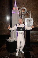 www.acepixs.com<br /> July 14, 2017  New York City<br /> <br /> Sir Richard Branson at The Empire State Building on July 14, 2017 in New York City.<br /> <br /> <br /> Credit: Kristin Callahan/ACE Pictures<br /> <br /> <br /> Tel: 646 769 0430<br /> Email: info@acepixs.com