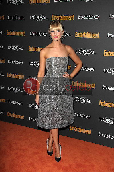Beth Behrs<br /> at the 2013 Entertainment Weekly Pre-Emmy Party, Fig& Olive, Los Angeles, CA 09-20-13<br /> David Edwards/Dailyceleb.com 818-249-4998