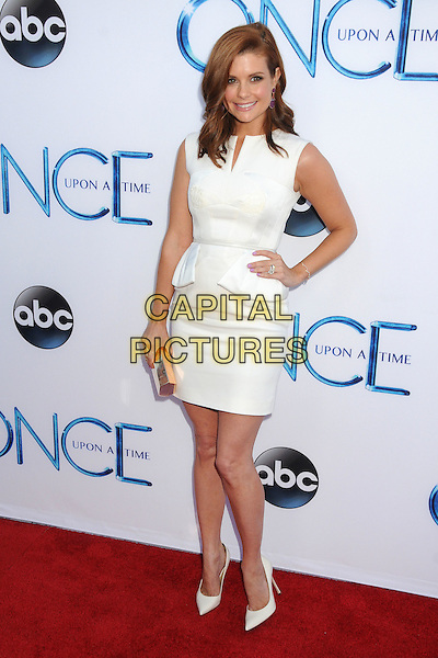 21 September 2014 - Hollywood, California - JoAnna Garcia. &quot;Once Upon A Time&quot; Los Angeles Season Premiere held at the El Capitan Theatre. <br /> CAP/ADM/BP<br /> &copy;BP/ADM/Capital Pictures