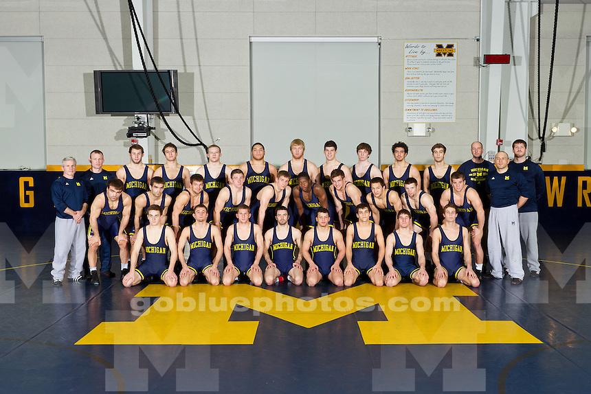2011-12 Wresting