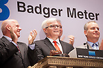Badger Meter, Inc. 5.26.15