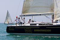 SAETTA EUROATOMIZADO .XIII TROFEO DE VELA CIUDAD DE BURRIANA Trofeo Caja Rural Burriana, Burriana, Castellón, Spain - Regata de flota/Fleet Race - Cruceros/Cruisser