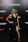 "Lil Mama Attends VH1 Original Movie ""CrazySexyCool: The TLC Story"" Red Carpet Premiere Held at AMC Loews Lincoln Square, NY"