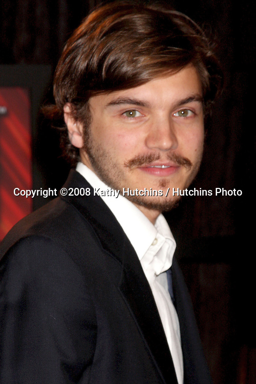 Emile Hirsch  arriving at the  Critic's Choice Awards at the Santa Monica Civic Center, in Santa Monica , CA on .January 8, 2009.©2008 Kathy Hutchins / Hutchins Photo..                .