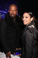 NEW YORK, NY - MAY 14, 2019 Jamie Foxx & Corrine Foxx attend the 2019 Fox Upfront After Party at Wollman Rink in Central Park, May 13, 2019 in New York, NY. <br /> CAP/MPIWG<br /> ©WG/MPI/Capital Pictures