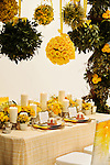 D Weddings Tablescape
