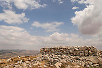 Samaria, the altar on Mount Ebal