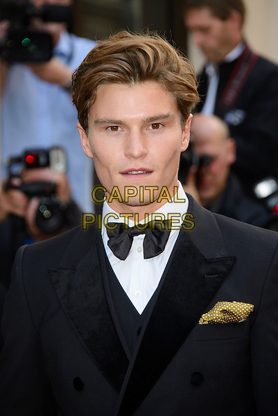 LONDON, ENGLAND - SEPTEMBER 02: Oliver Cheshire attends GQ Men Of The Year Awards at the Royal Opera House on September 02, 2014 in London, England. <br /> CAP/CJ<br /> &copy;Chris Joseph/Capital Pictures