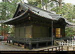 Okumiya Original Haiden Oratory of Tokugawa Ieyasu Okusha Inner Shrine Nikko Toshogu Shrine Nikko Japan