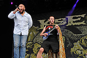 Jun 12, 2009: KILLSWITCH ENGAGE live at Download Festival UK