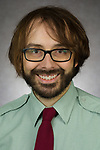Phil Yates, Assistant Professor, Mathematical Sciences, College  of Science and Health, DePaul University, is pictured Feb. 20, 2018. (DePaul University/Jeff Carrion)