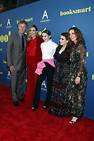 LOS ANGELES, CA - MAY 13: Will Ferrell, Olivia Wilde, Kaitlyn Dever, Beanie Feldstein, Jessica Elbaum at the Special Screening of Booksmart at the Theater at the Ace Hotel in Los Angeles, California on May 13, 2019.  <br /> CAP/MPI/DE<br /> &copy;DE//MPI/Capital Pictures