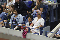 Alicia Keys and son Egypt<br /> US Open Tennis 9-8-2018<br /> Photo by John Barrett/PHOTOlink