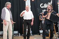 Roland BROU, Jean-Pierre QUERE et Gwenael GOULENE