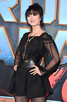 Betty Bachz at the European premiere for &quot;Guardians of the Galaxy Vol.2&quot; at the Hammersmith Apollo, London, UK. <br /> 24 April  2017<br /> Picture: Steve Vas/Featureflash/SilverHub 0208 004 5359 sales@silverhubmedia.com