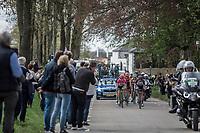 Early break away group<br /> <br /> 53th Amstel Gold Race (1.UWT)<br /> 1 Day Race: Maastricht &gt; Berg en Terblijt (263km)