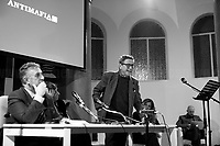 (From L to R) Di Matteo, Resta, Lodato, Natoli.<br />