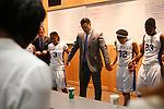 Hoops Coach Matthew Mitchell