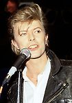 David Bowie 1987 ©RTBusacca / MediaPunch