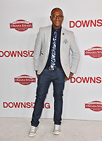 Tommy Davidson at the special screening of &quot;Downsizing&quot; at the Regency Village Theatre, Westwood, USA 18 Dec. 2017<br /> Picture: Paul Smith/Featureflash/SilverHub 0208 004 5359 sales@silverhubmedia.com