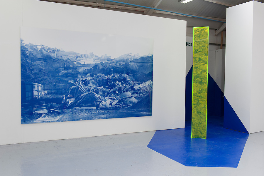 Restore to Factory Settings; Monument to the Curiosity Zone, Felicity Hammond, 2014