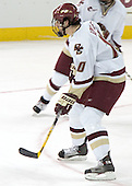 Brian Boyle  The Boston College Eagles defeated the Providence College Friars 3-2 in regulation on October 29, 2005 at Kelley Rink in Conte Forum in Chestnut Hill, MA.  It was BC's first Hockey East win of the season and Providence's first HE loss.
