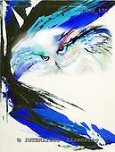 Marie, MODERN, MODERNO, paintings+++++BsowlThrust,USJO170,#N# Joan Marie abstract